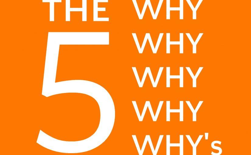 روش ۵ چرا ریشه یابی مشکل